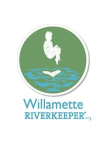 Willamette Riverkeeper logo